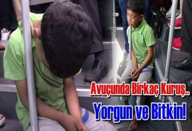 Metrobüslerdeki dram!..