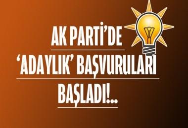 AK Parti'de adaylık başvuru süreci başladı! O isimler başvuru yapamayacak