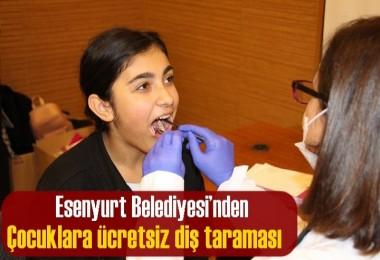 Öğrencilere Ücretsiz Diş Muayenesi