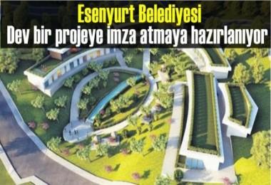 Esenyurt'a rehabilitasyon merkezi