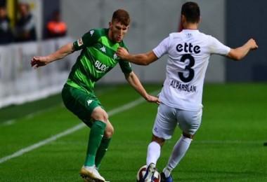 Fatih Karagümrük: 3  Bursaspor: 1