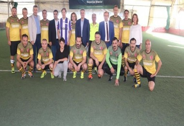 Mali Müşavirlerden Futbol Turnuvası