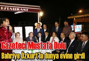 Gazeteci Mustafa Dolu ikinci baharında