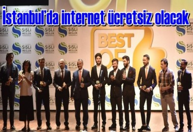 İstanbul'da ücretsiz internet