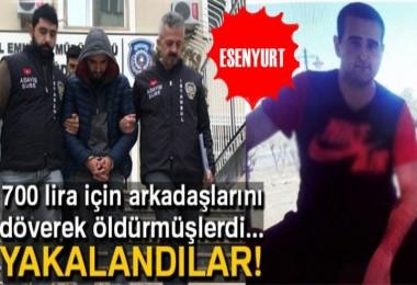 Genci 700 Lira İçin Döverek Öldürdüler
