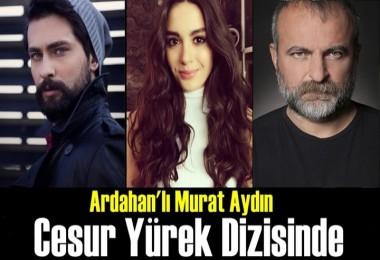 Murat Aydın Cesur Yürek'te
