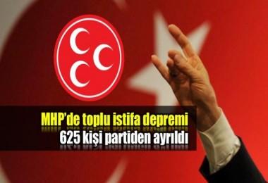 MHP'de Meral Akşener'in yeni partisi için 625 istifa
