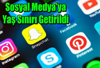 Sosyal Medya'ya yaş sınırı getirildi