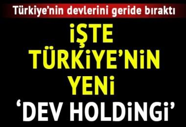 Türkiye'nin Dev Holdingi