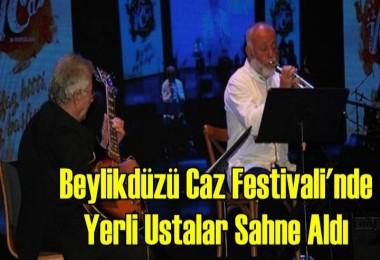 Beylikdüzü Caz Festivali'nde yerli ustalar sahne aldı