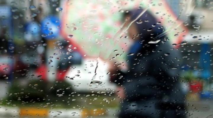 İstanbul'a yağmur uyarısı geldi