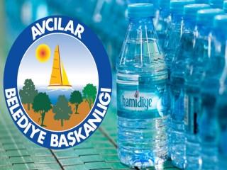 Avcılar Belediyesi'nden Hamdiye Su kararı