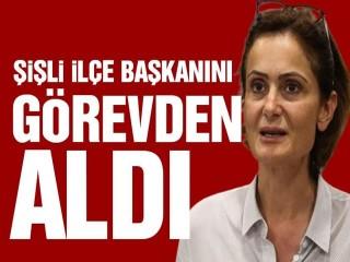 CHP Şişli İlçe Başkanı Veli Çelik görevden alındı
