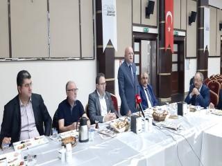 Esenyurt Kent Konseyi Basın Mensupları ile Bir Araya Geldi