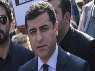Selahattin Demirtaş'a 1 yıl 3 ay hapis