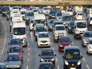 İstanbul trafiğinde tatil yoğunluğu