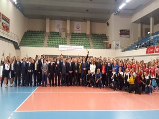 Türkiye Öğretmenler Kupası'nda Esenyurt 2'nci Oldu