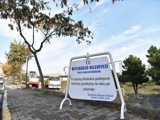Yakuplu'ya 4 bin 300 metrekarelik yeni park
