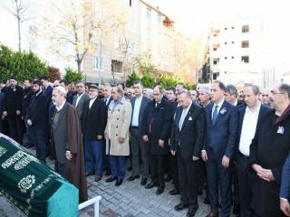 Başkan Bozkurt, Gürbüz Çapan'ın acısını paylaştı