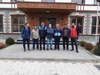 Beylikdüzü Belediyesi'nden Kardeş belediye Ardanuç'a Destek