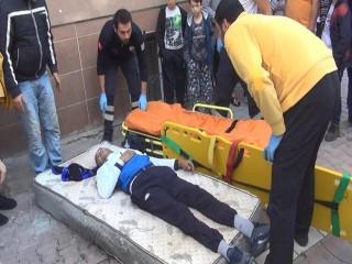 Esenyurt'ta Suriyeli İki kişi Fas uyruklu iki kişiyi öldüresiye dövdü