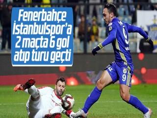 Fenerbahçe Esenyurt'ta 2 golle turladı