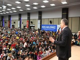 Başkan Bozkurt Sömestirde Çocuklarla Buluştu