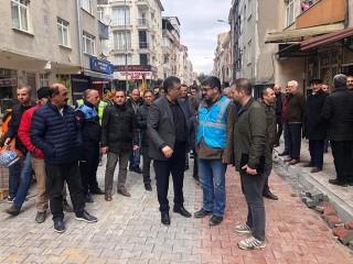 Esenyurt'taki Patlamada Zarar Gören Evleri Esenyurt Belediyesi Onaracak