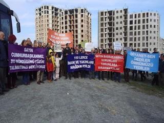 Esenyurt'taki Toplu konut mağduriyeti Meclis gündeminde