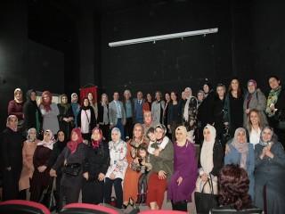 Ardahan Kültür Evi kadınlar gününde fark yarattı