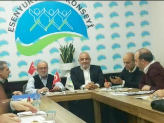 Esenyurt Kent Konseyi Batmazoğlu'nu ağırladı