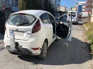 Esenyurt'ta Drift yapan bir maganda yaşlı kadına çarptı