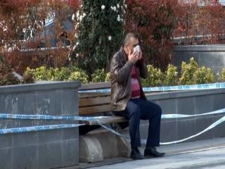 Esenyurt'ta şeride rağmen banka oturan vatandaşlar pes dedirtti