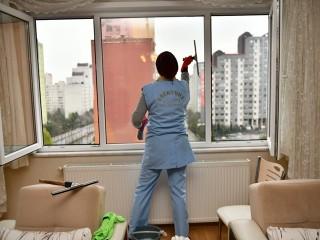 Esenyurt Belediyesi'nden 65 Yaş ve üzeri Vatandaşlara Evde Temizlik Hizmeti