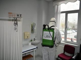 Esenyurt Belediyesi Dezenfekte Çalışmalarına Devam Ediyor