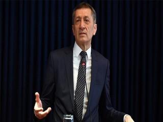Milli Eğitim Bakanı Ziya Selçuk: Okulların açılacağı zamanı açıkladı