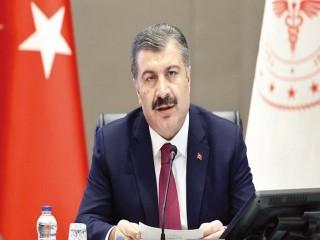 Sağlık Bakanı Koca'dan pik noktası açıklaması: Düşüşe geçebilir