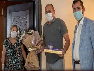 Esenyurt İlçe Milli Eğitim Müdürlüğü'nden Emekli Öğretmenlere Ziyaret