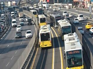 İstanbul'da toplu ulaşım saatleri belli oldu
