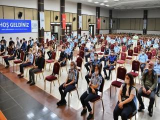 Esenyurt Belediyesi'nden Zabıtaya Stres Eğitimi