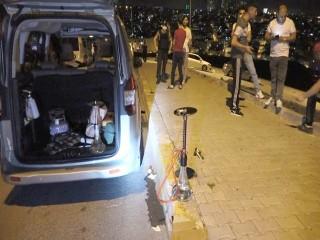 Esenyurt'ta nargile içicilerine Şok Baskın! 38 kişiye para cezası kesildi..