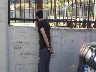 Esenyurt'ta polisten kaçan sürücü kovalamaca sonucu yakalandı