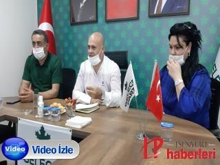 Gelecek Partisi Esenyurt İlçe Başkanı Karatay'dan Kongreye Davet