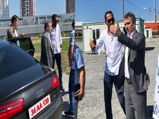 Kaymakam Karagül, Kurban alanında incelemelerde bulundu