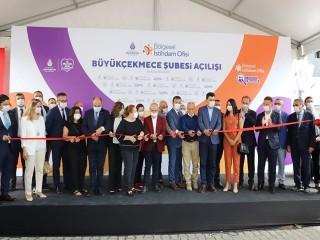 Büyükçekmece'de Bölgesel İstihdam Ofisi açıldı