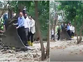 Üç bakanın Giresun'daki görüntüsü olay oldu: Özlediğimiz devlet