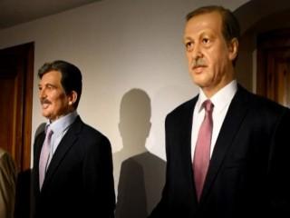 CHP'li Başkan, Cumhurbaşkanı Erdoğan'ın heykelini yaptı