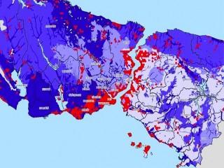 İstanbul Depreminde 10 ilçe risk altında!