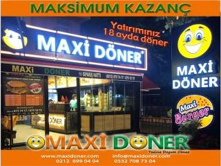 Maxi Döder Bayilerini Arıyor
