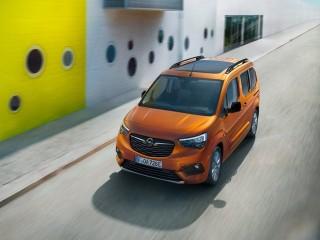2021 Opel Combo-e Life tanıtıldı